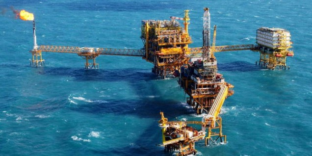 PEMEX AWARDED 3 OF THE SIX OIL ZONES WHICH WERE BID IN THE EAST OF MEXICO