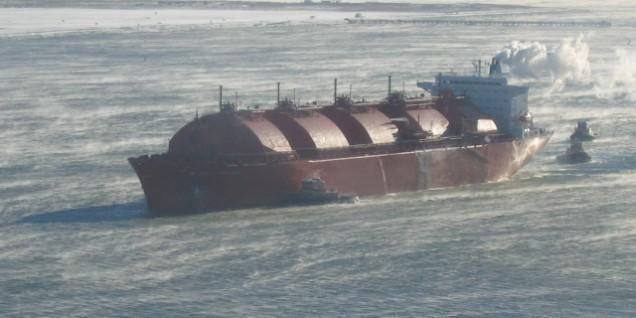 Arctic - Lng tanker