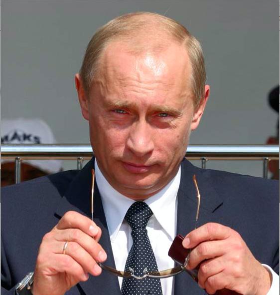 Putin cattivo