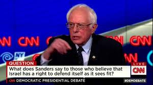 Sanders debate