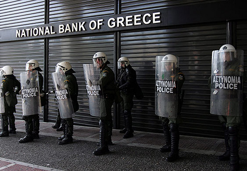 Greece banks