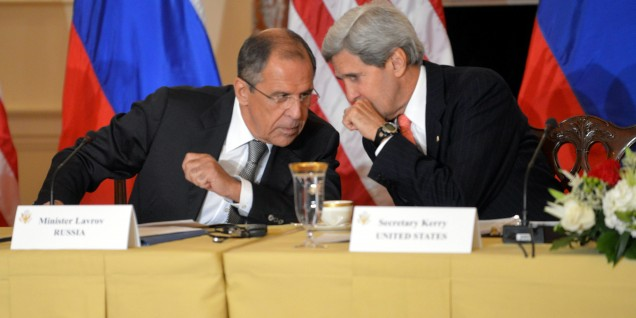 Kerry Lavrov