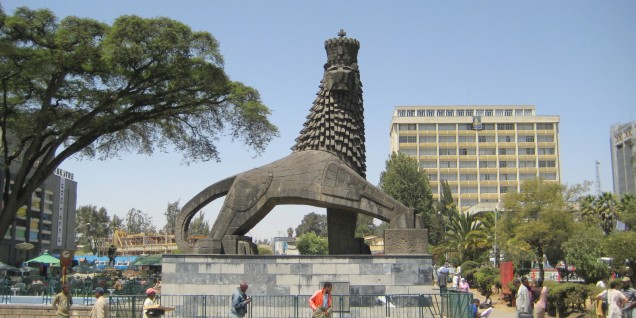 lion-of-judah-addis-ababa-ethiopia