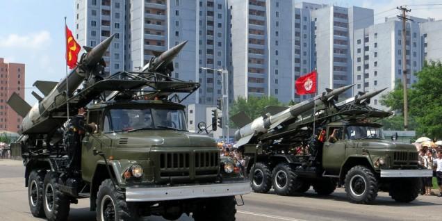 NKorean Army