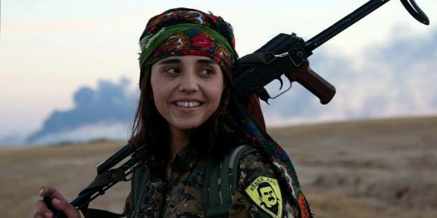 Combattente YPG