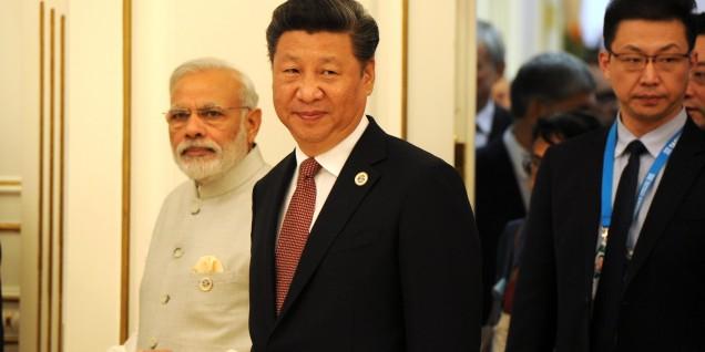 Xi e Modi