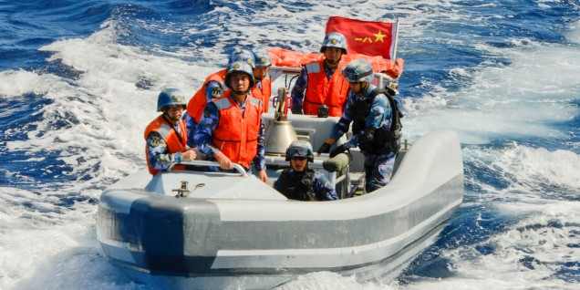 Maritime Interdiction Operations Exercise (MIOEX), RIMPAC 2014