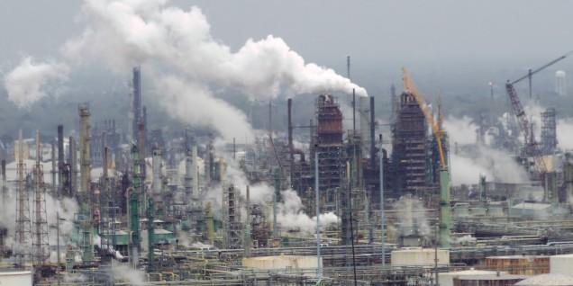 ExxonMobil oil refinery - Baton_Rouge