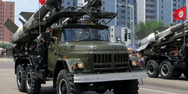 North Korea - Victory Day