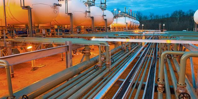 Centrale gas (US)