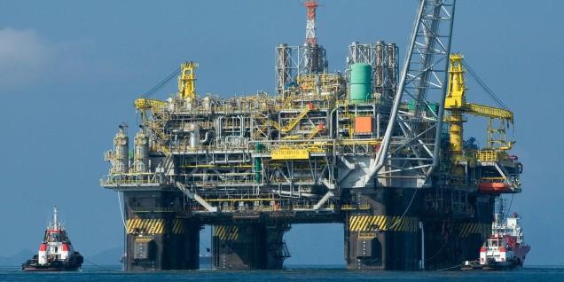Oil_platform - Brazil