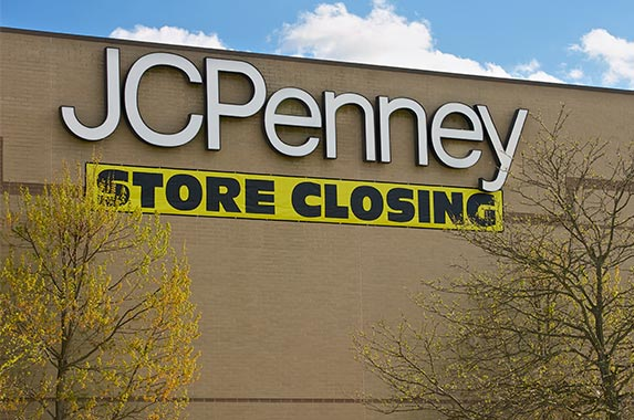 penney closing store
