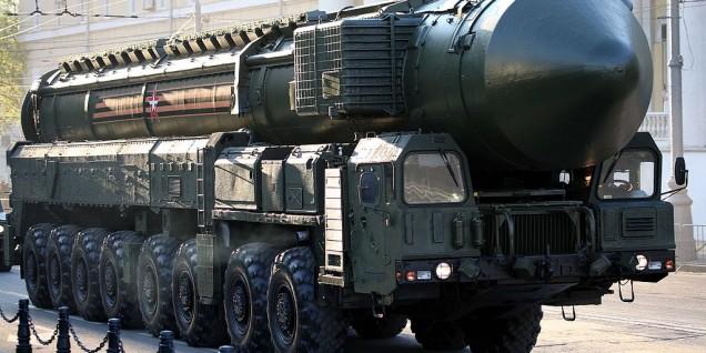 Yars ICBM