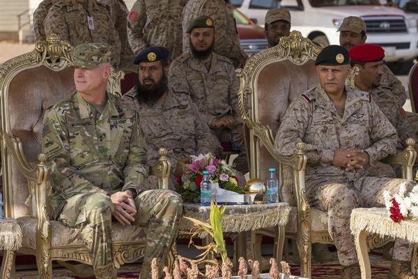 arab military