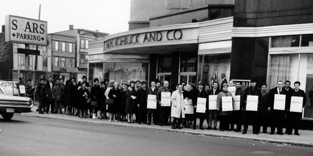 Sears 1967 strike