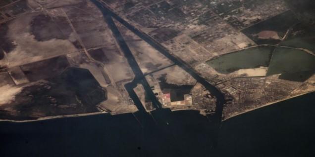 Suez_Canal - Port_Said