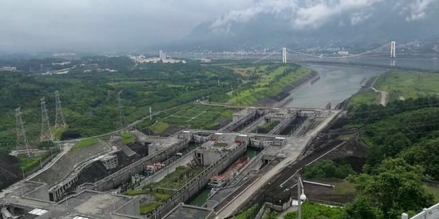 Three Gorge Dam