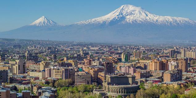 Mount Ararat Armenia