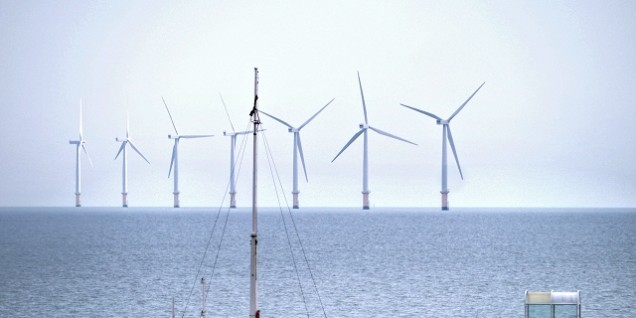Offshore wind-farm