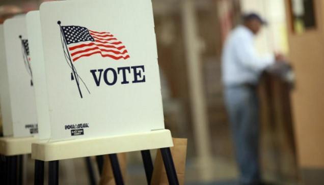 voting black man