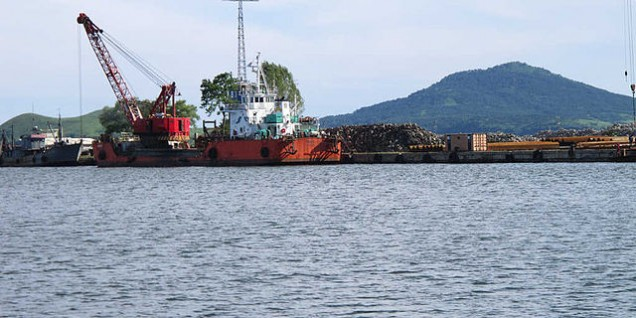 Rajin port