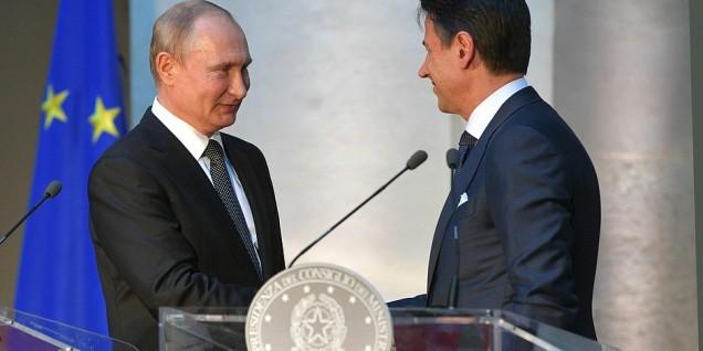 Putin Conte