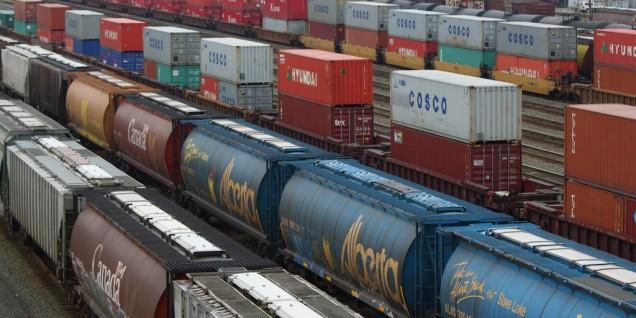 Rail port