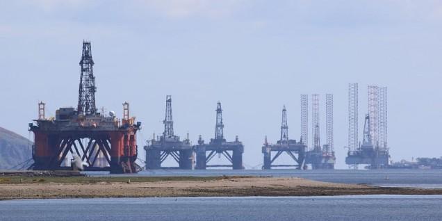 Oil in Scotland