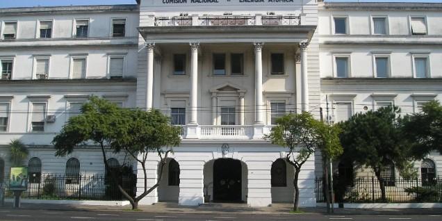 Commissione energia nucleare Argentina
