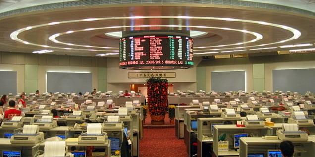 Hong Kong_Exchange-Trade Lobby