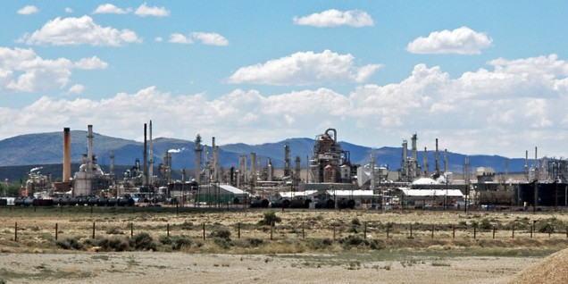 Refinery - Sinclair - Wyoming