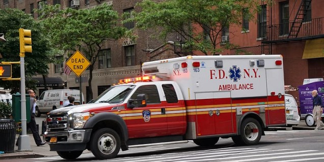 ambulance-in-new-york-city