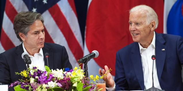 Vice President Biden visits APCSS during trilateral collaboration