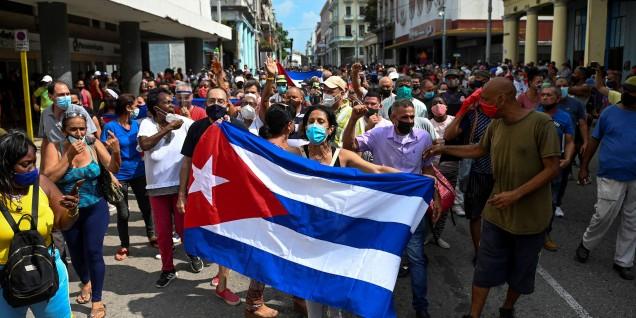 Cuba-Protests